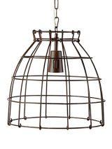 Wisteria's Pendant Cage lamp