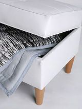 Urban Outfitters' Jet Set Storage Bench
