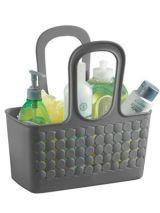 Shower basket from Dormbuys.com