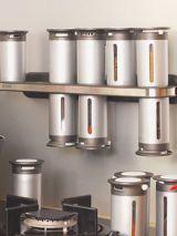 Zevro Zero Gravity Magnetic Spice Rack