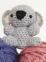 Cuddly Crochet Creatures: Koala