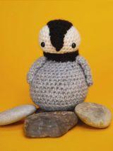 Cuddly Crochet Creatures: Penguin
