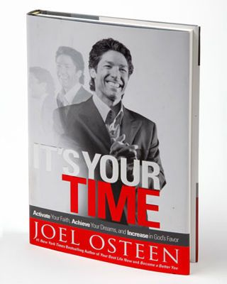 It's Your Time book