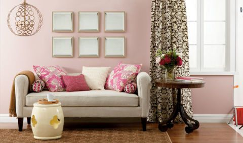 How To Decorate A Small Space With A Daybed At WomansDay Small Extraordinary How To Decorate A Daybed With Pillows