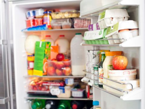 Food in the Fridge Doesn't Get Cold