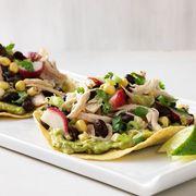 Chicken-and-Black-Bean-Tostadas-Recipe