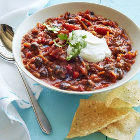 fancy chili