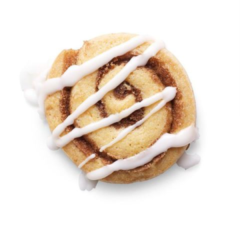cinnamon roll sugar cookie
