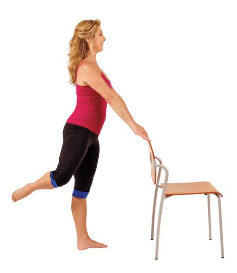 Top 10 Best Pilates Chairs For Home Exercises In 2018: Denise Austin 15 Minute Chair Workout