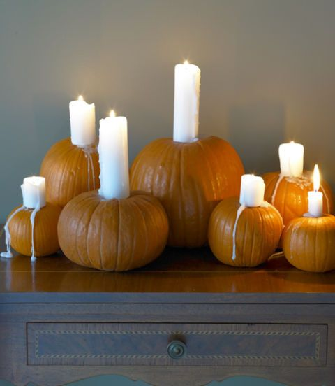 Easy pumpkin decorating ideas unique