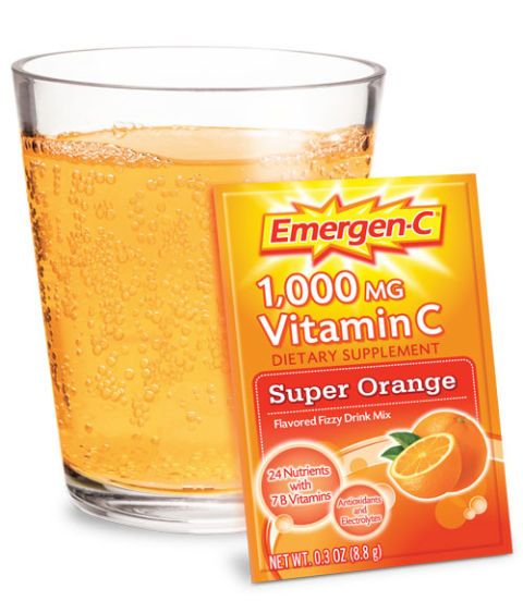 emergen-c cold remedy