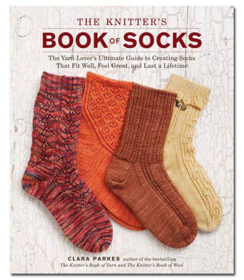 knitters book of socks