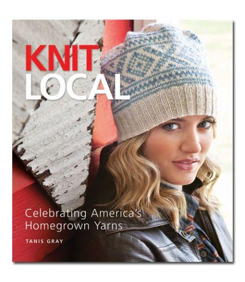 Knit Local Book