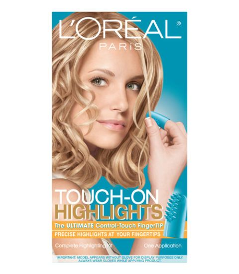 loreal touch on highlights