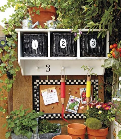 gardening station