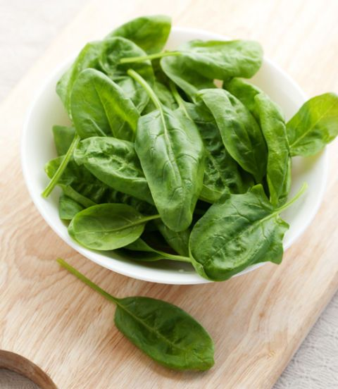 salads spinach