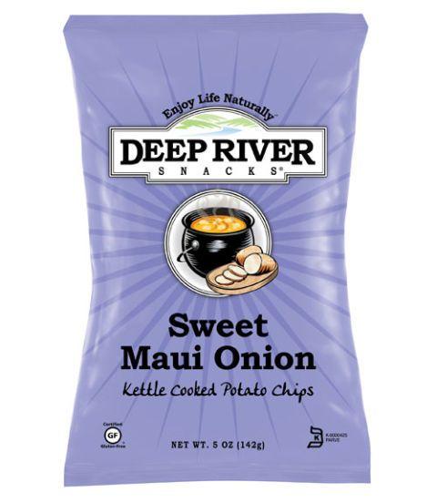 Sweet Maui Onion, Deep River Snacks ($2.99 for 5 oz)
