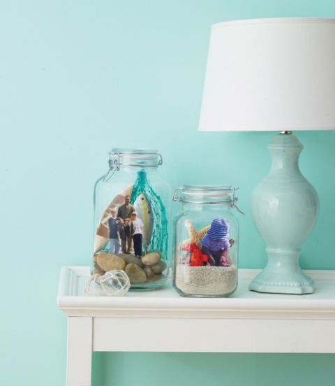 keepsake jars craft