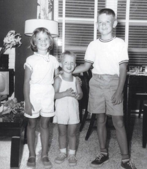 ann romney with siblings
