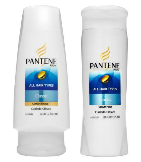 Pantene Pro-V Shampoo and Conditioner