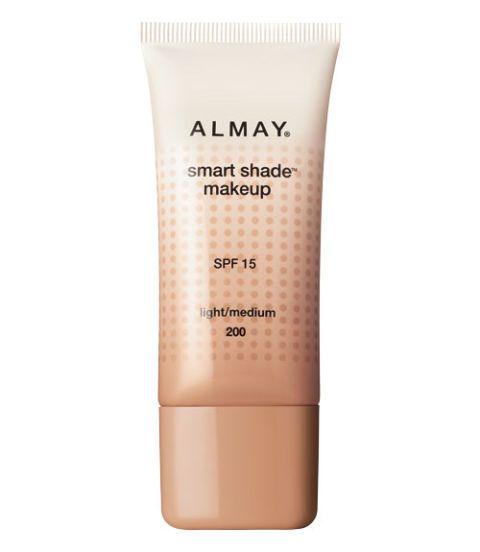 almay smart shade makeup