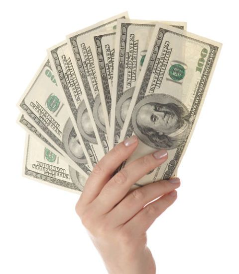 Money Advice - Money Rules to Follow and IgnoreHolding Money In Hand