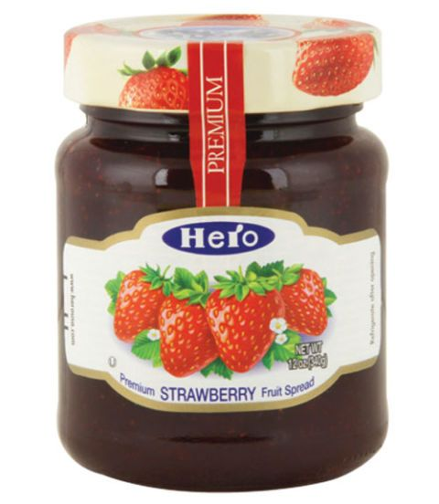 Hero Strawberry Fruit Spread