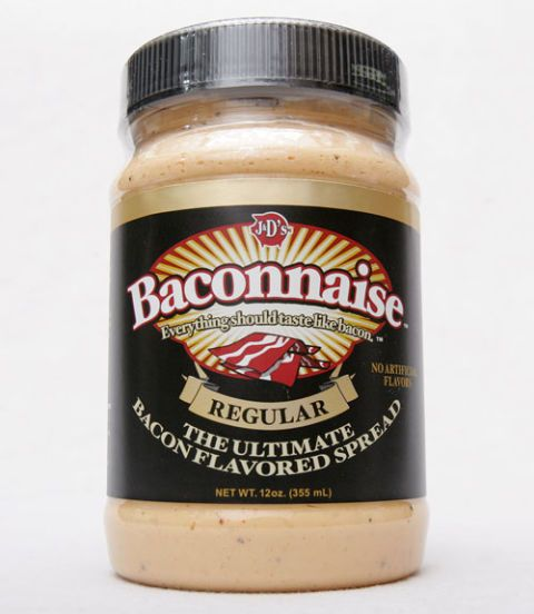jar of baconnaise