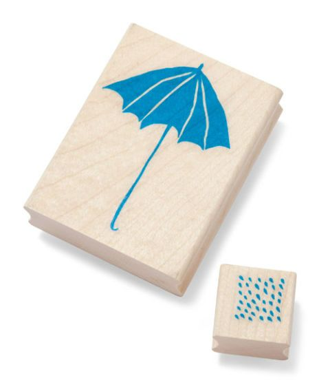 Rainy-Day Stamps