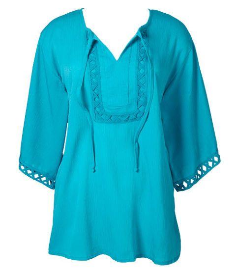 Roaman's Kimono Tunic