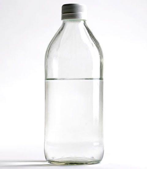 plain white vinegar