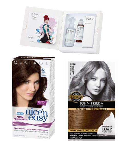 at home hair color kits