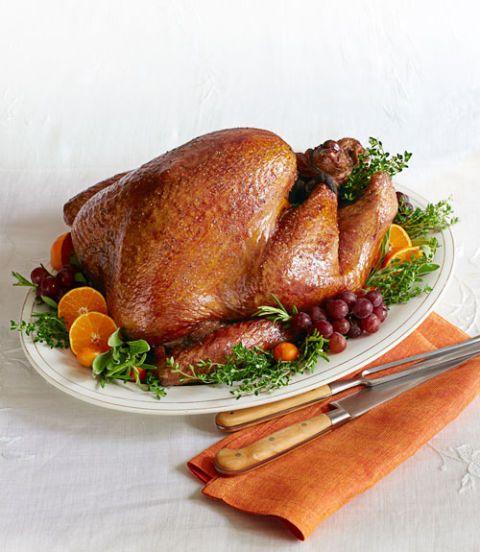 luscious roast turkey
