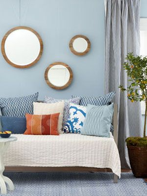 How To Decorate A Small E With Daybed At Womansday
