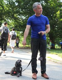 The Dog Whisperer Cesar Millan Gives Tips For How To