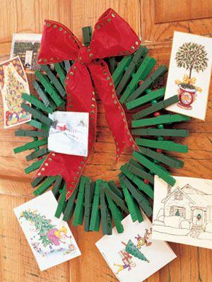 image - Photo Holder Christmas Cards