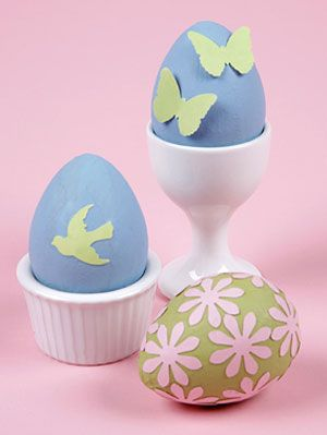 Easy Easter Crafts At Womansday Com Easter Craft Ideas For Kids
