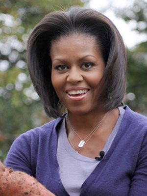 michelle obama hairstyle tips and how to