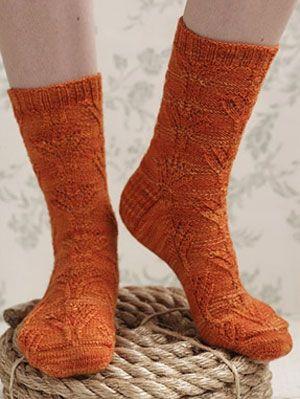 Knit Socks Pattern Free Craft Patterns At Womansday Com