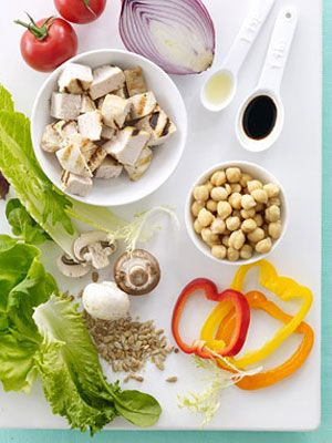 Low Calorie Salads Healthy Salad Ideas