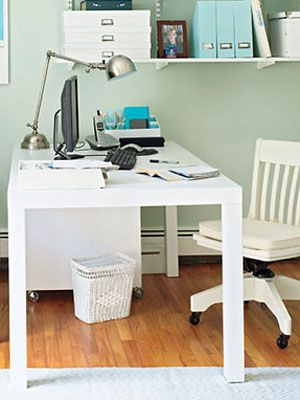 Home Office Makeover: Clutter to Calm