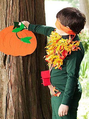 Pin the Stem on the Pumpkin   Beanstalk Mums