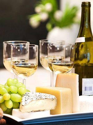 appetizer recipes & Wine and Cheese Platter Tips - Easy Party Appetizers at WomansDay.com