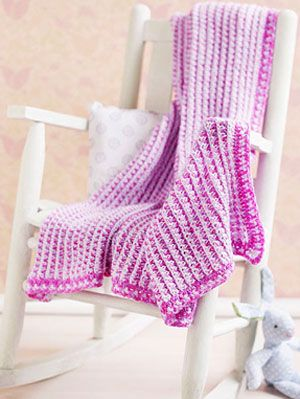 Crochet Patterns - Free Crochet Afghan Patterns at WomansDay com