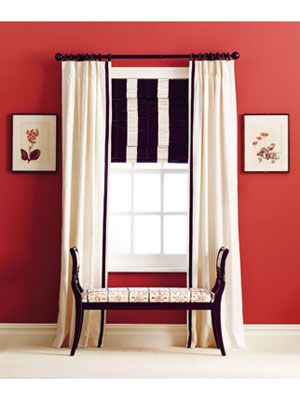 Craft How To How To Paint Blinds At Womansday Com