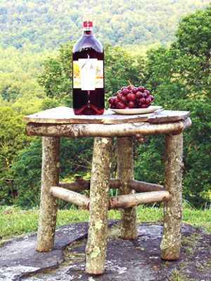 Easy Craft Ideas How To Make An Outdoor Table At Womansday Com