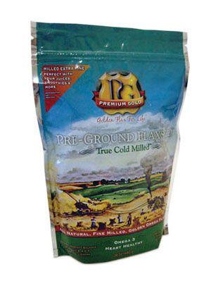 Premium Gold Flax