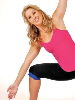 Yoga Poses Denise Austin Workouts At Womansday Com