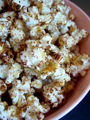 Quick Chocolate Kettle Corn