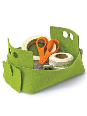 Small Floppy Basket